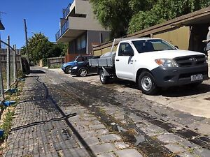 Reduced price, Toyota Hilux flatbed Elwood Port Phillip Preview