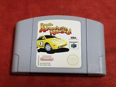 Beetle Adventure Racing ! - Nintendo 64 - N64 - Pal