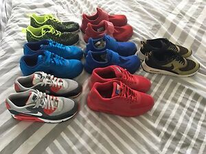 Nike trainers uk 5.5/6 all very good condition for sale Arncliffe Rockdale Area Preview