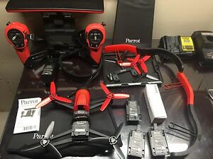 Parrot Drone and Sky controller