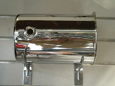 Reservoir Tank - Chromed Fennerstone Type Hydraulic Power Units - Lowrider