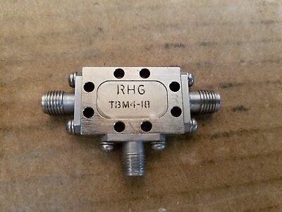 Rhg Tbm4-18 Triple Balanced Microwave Mixer Freq Lorf 4-18ghz Smaf 32-005-17