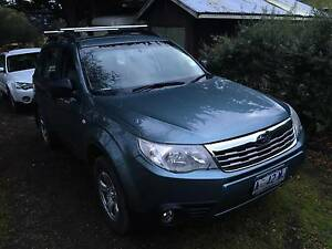2009 Subaru Forester Wagon Ranelagh Huon Valley Preview