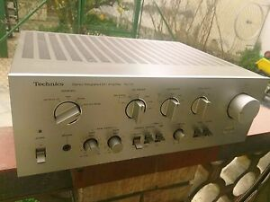 TECHNICS-SU-V6-AMPLIFIER-EXCELLENT-70-W-X-4-VINTAGE-CLASS-A-MEGA-RARE