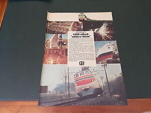 Advertising-Article-Italian-Pubblicita-FS-FERROVIE-dello-STATO-1973
