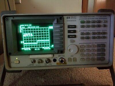 HP 8592B 9kHz - 22GHz Spectrum Analyzer