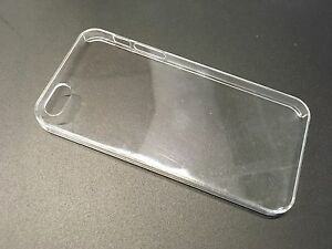 Clear PP Hard Case for iPhone 5S/SE St Lucia Brisbane South West Preview