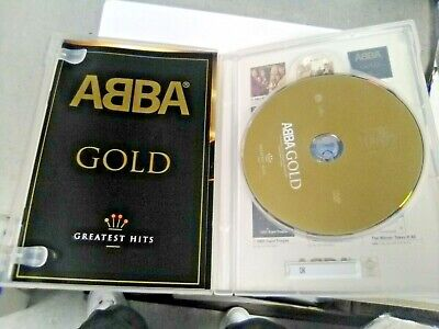 ABBA GOLD GREATEST HITS DVD EXCELLENT CONDITION