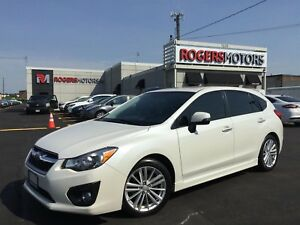 2014 Subaru Impreza LTD - HATCH - NAVI - LEATHER - SUNROOF