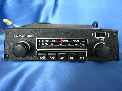Datsun Nissan 240Z AM-FM Radio 70-73 Restored OEM Beautiful 260Z 280Z