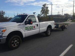 Lawn Mowing in Halifax - Blade Landscaping