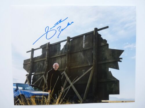 Jonathan Banks Breaking Bad Signed Autographed 8x10 Photo Beckett Certified #1