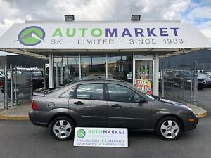 2005 Ford Focus ZX4 YOU WORK/YOU DRIVE FINANCE IT!