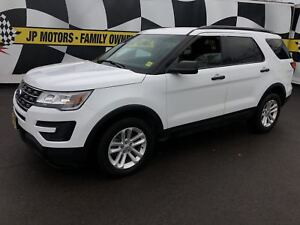 2016 Ford Explorer 3rd Row Seating, Bluetooth, 4x4, 82,000km