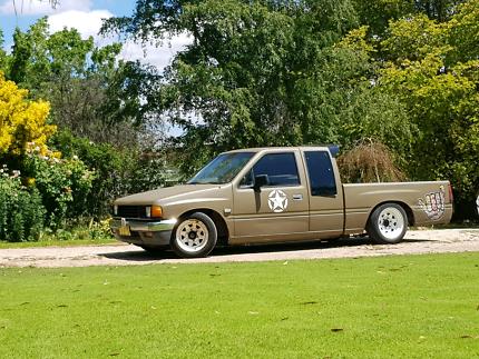 ENGINEERED!! 1989 Rodeo Minitruck