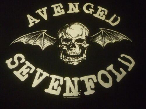Avenged Sevenfold Shirt - Used Size XL missing Tag - Nice Condition!!!