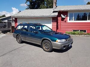 REDUCED PRICE _ 1999 Subaru Outback legacy