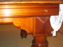 Grand Antique Dining Table & Billiard Table Wentworth Falls Blue Mountains Preview