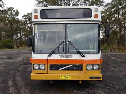 1996 Volvo B10B Bus