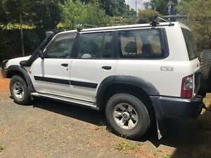 2003 Nissan Patrol GU