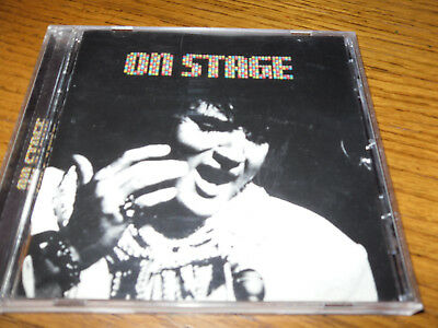 ~Elvis Presley - On Stage CD - Remastered - Import ~