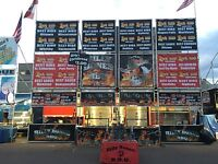 Ribfest workers wanted