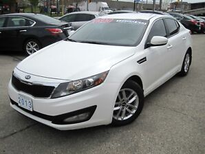 2013 KIA OPTIMA LX | Sirius•Bluetooth•Heated Seats • Eco Mode