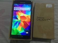 As New Samsung Galaxy S5 GOLD Canterbury Canterbury Area Preview
