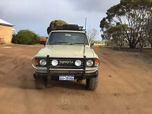 1985 Toyota LandCruiser Wagon Perth Northern Midlands Preview