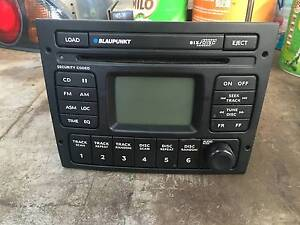 Holden Commodore vz ss 6 stacker cd player black facia type Bacchus Marsh Moorabool Area Preview