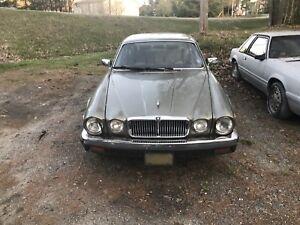 1988 Jaguar vandenplas