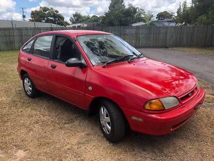 Ford Festiva For Sale In Brisbane Region QLD Gumtree Cars