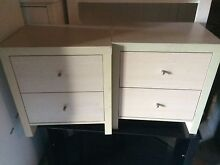 Bedside drawers Hornsby Hornsby Area Preview