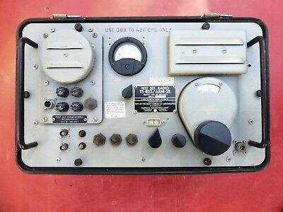 Anarm-25 Portable Tacan Test Set For Military  Civilian  Aircraft