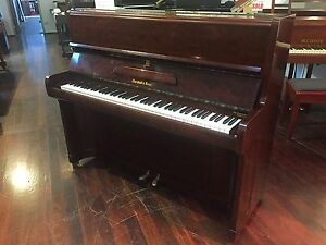 Classic Mid Century Styled Piano - Delivery & tuning included Norwood Norwood Area Preview
