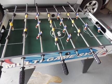 Multi-game table Windsor Gardens Port Adelaide Area Preview