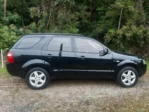 2009 Ford Territory SR (4x4) 6 Sp Auto Seq Sportshift 4d Wagon