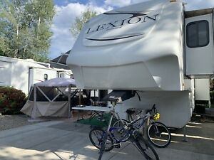 FAMILY RV LOT FOR RENT