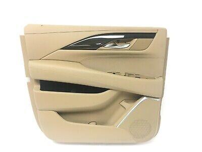 Rear LH Driver Side Door Panel Assembly Cadillac Escalade ESV Maple Sugar OEM