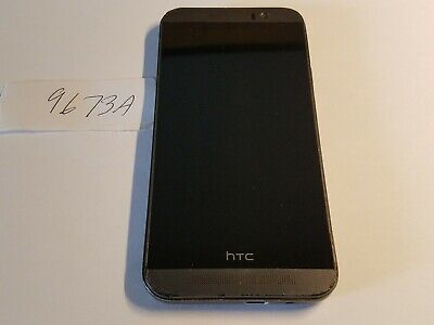 HTC One M9 OPJA200 - 32GB - Gunmetal (Sprint) (9673A)