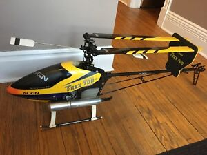 Align T-Rex 700 nitro pro  RC helicopter