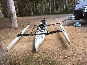 Hobie Tandem Mirage Adventure Island Dicky Beach Caloundra Area Preview
