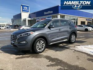 2018 Hyundai Tucson | PREMIUM | AWD | GLS | BACK UP CAM | ALLOYS