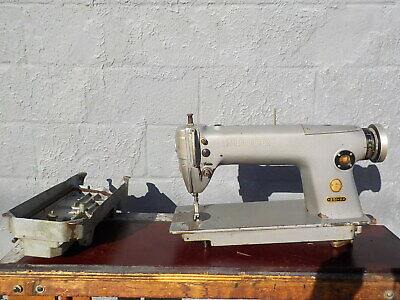 Industrial Sewing Machine Singer 251-11 Light Leather