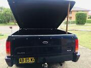2004 Ford Falcon Ute Greenfield Park Fairfield Area Preview