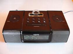 iHome iP9 iPhone/iPod Alarm Clock Radio