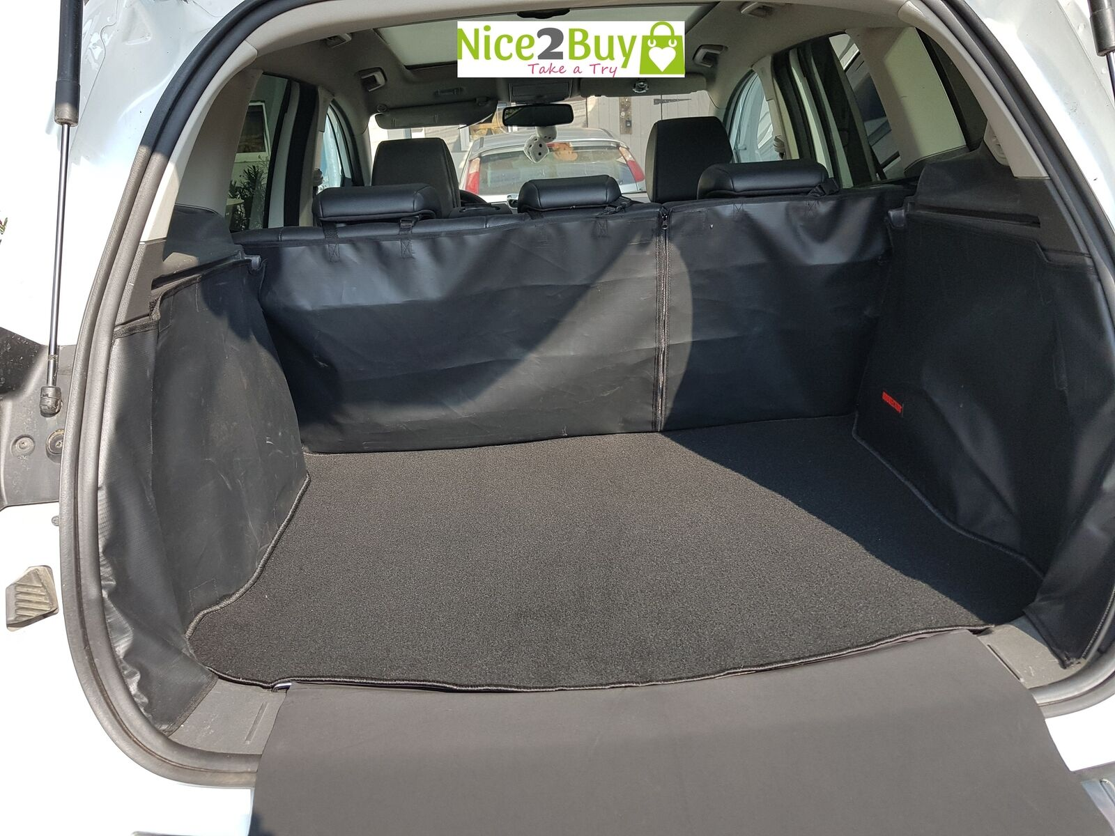 Peugeot 308 SW ab 04.14 Kofferraummatte ausklappbar Passform
