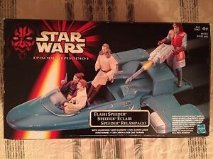 Star Wars Flash Speeder