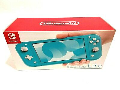 Nintendo Switch Lite Handheld Video Game Console Turquoise - FAST SHIPPING