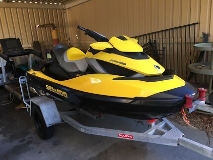 09 seadoo RXT 255is supercharged